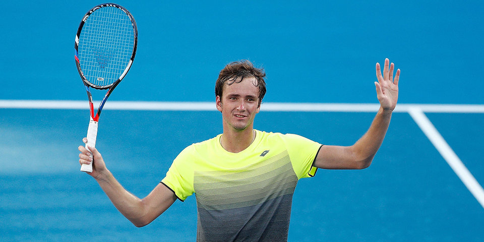 Медведев вышел в третий круг «Мастерса» в Монте-Карло