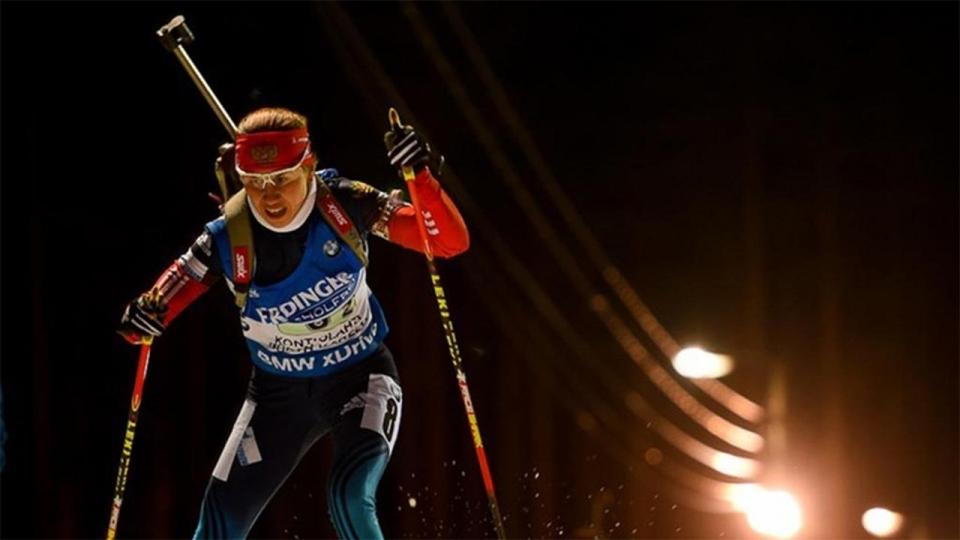 Виролайнен выиграла серебро на Кубке IBU, Старых — 7-я