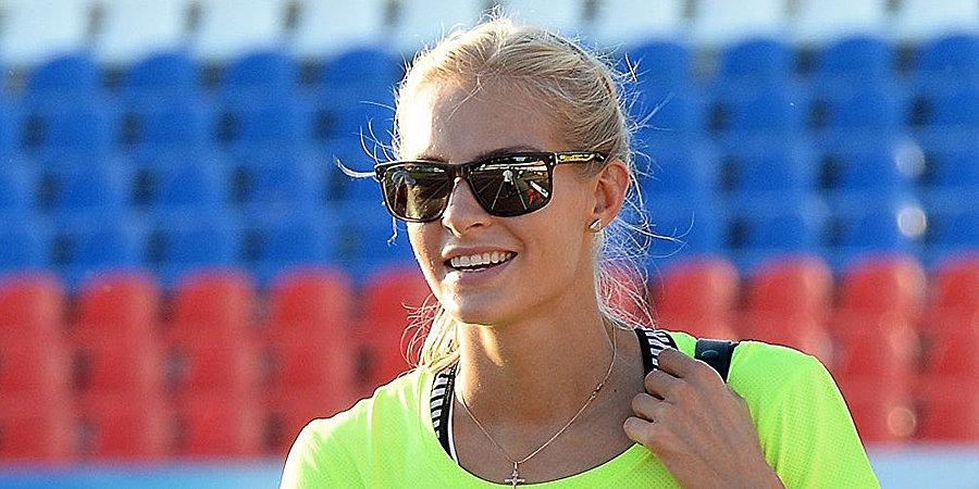 Дарья Клишина: «Этот сезон нужно было пройти на уровне хорошей подготовки к олимпийскому году»
