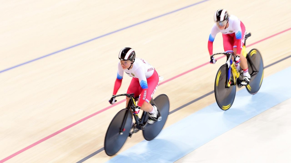 Шмелева и Войнова взяли золото и серебро в спринте на чемпионате Европы в Глазго