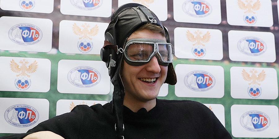Игорь Акинфеев — о Дивееве: «Футболист с большим потенциалом»