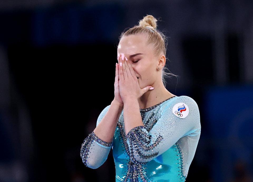 Мельникова назвала самый тяжелый момент в карьере