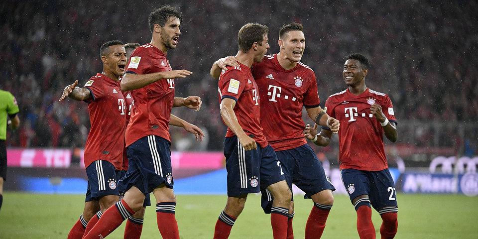 «Бавария» стартовала с победы над «Хоффенхаймом», два ее мяча были отменены из-за VAR. Голы и лучшие моменты