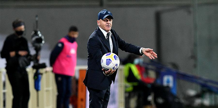 Джузеппе Якини — об уходе из «Фиорентины»: «Всегда буду поклонником этого клуба»