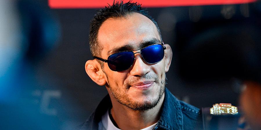 Хабиб больше не интересен Фергюсону. Американец бросил вызов лидеру абсолютного рейтинга UFC