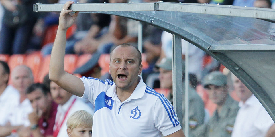 «Динамо» победило СКА в дебютном матче Хохлова