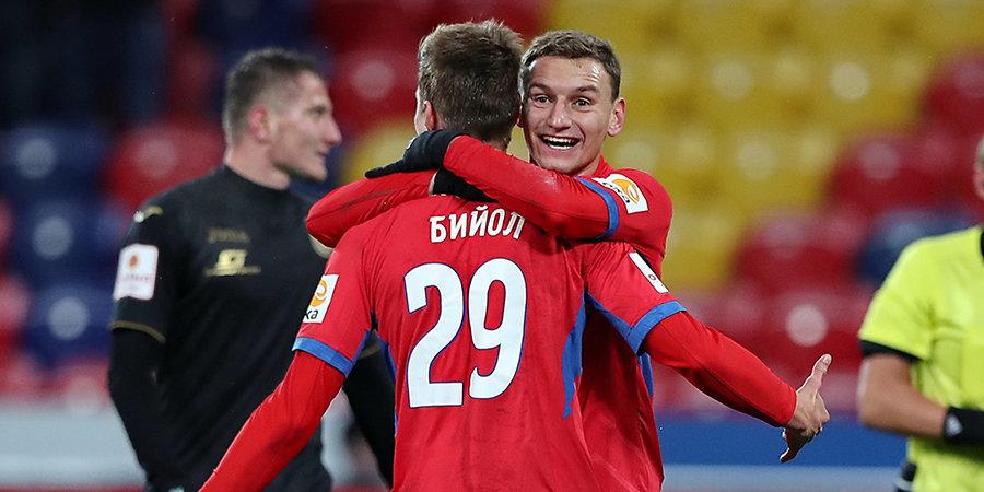 ЦСКА наконец-то победил. Этого ждали больше месяца