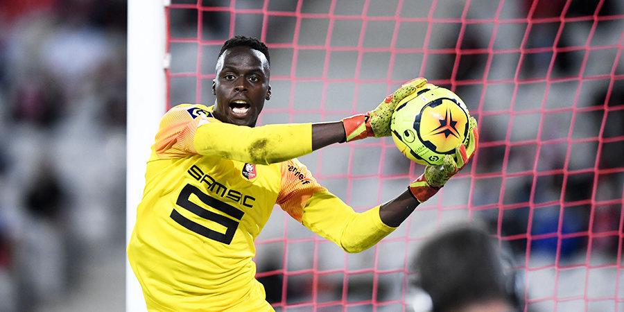 Вратарь «Челси» Менди травмировался в расположении сборной Сенегала