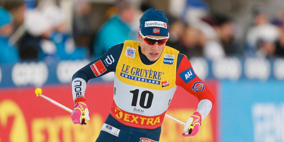 Клебо взял золото спринта в Финляндии, Ретивых — 6-й