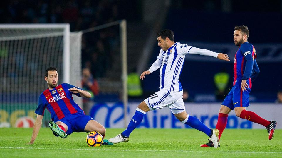 «Реал Сосьедад» продлил контракт с испанским форвардом