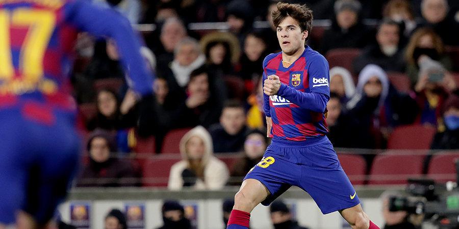 СМИ: «Манчестер Сити» может усилиться полузащитником «Барселоны»