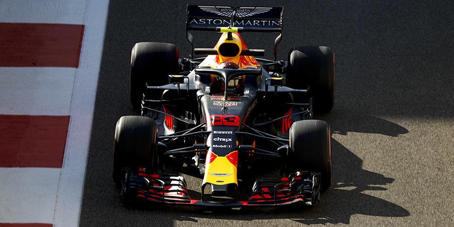 Ферстаппен попал в аварию во время разогревочного круга, но сумел выйти на старт Гран-при Венгрии (видео)