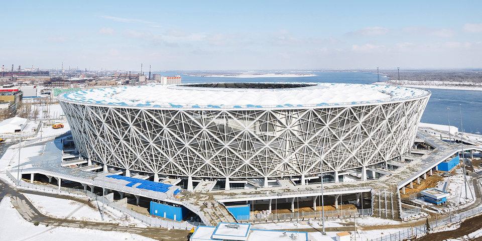 Правительство РФ выделило 172,4 миллиона на дальнейшую эксплуатацию стадионов ЧМ-2018