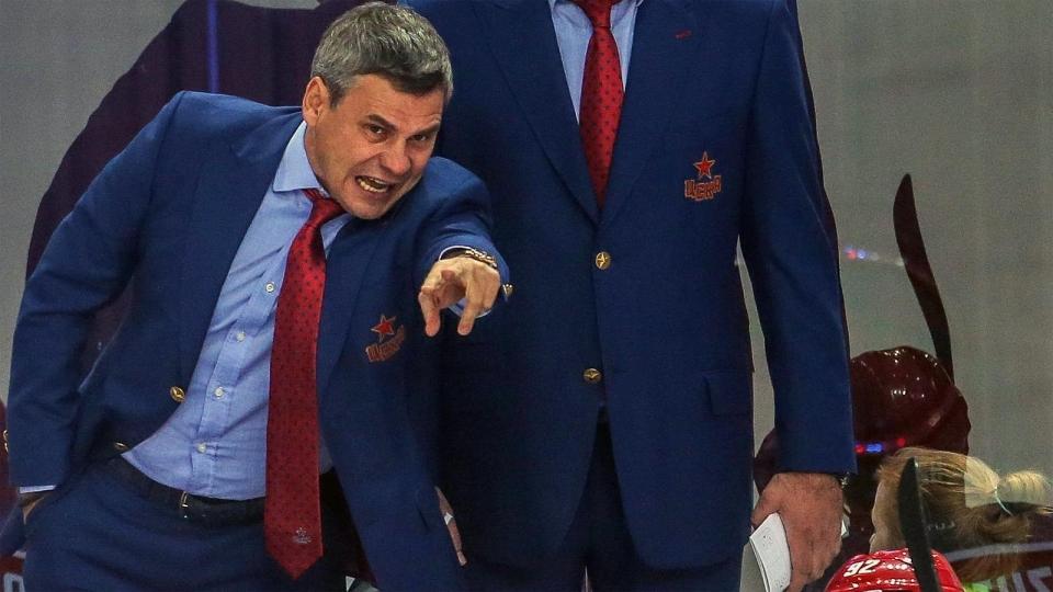 Дмитрий Квартальнов: «Только после разбитого стекла стали играть, как можем»