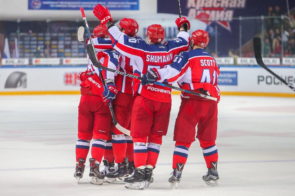 Метсола, Савченко иШумаков— игроки недели вКХЛ, Воробей— лучший новичок
