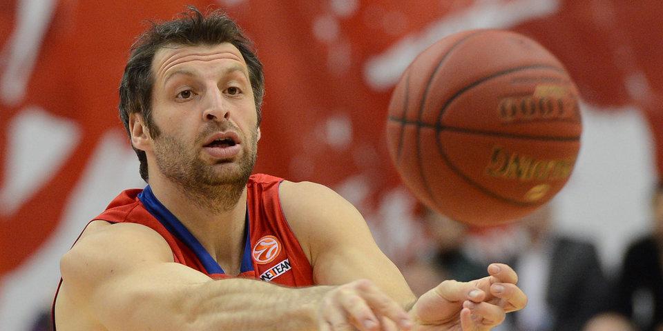 Теодорос Папалукас: «ЦСКА должен быть готов к чемпионству»