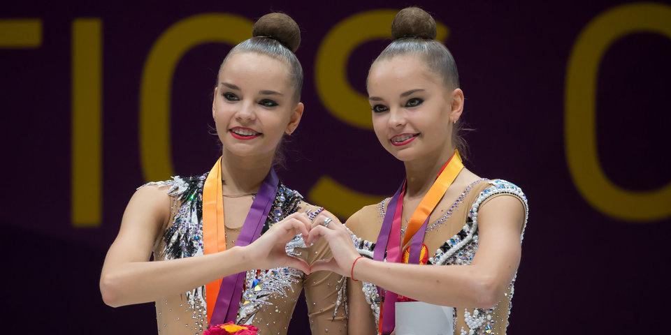Сборная России выиграла общий зачет ЧМ-2018 по художественной гимнастике