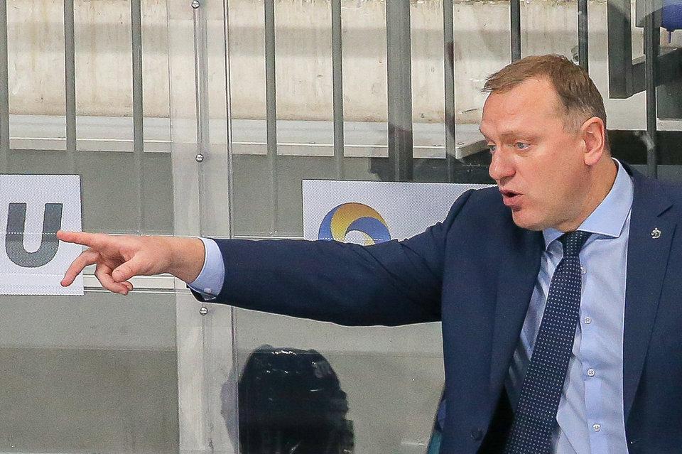 Владимир Воробьев возглавил «Амур»