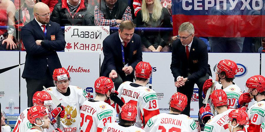 Брагин — главный тренер сборной России, Ларионов — молодежки. Чего ждать от их тандема?