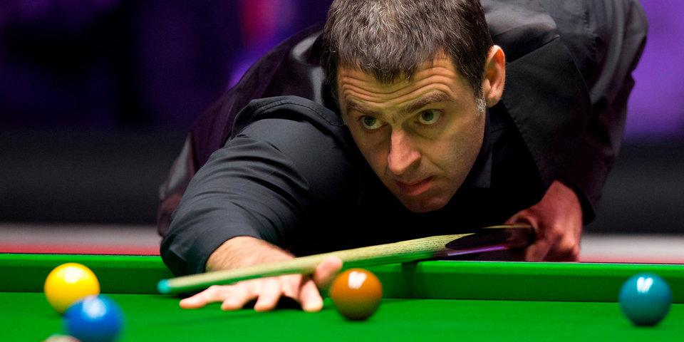 О'Салливан отыгрался со счета 1:5 в матче с Уилсоном и вышел в полуфинал Shanghai Masters