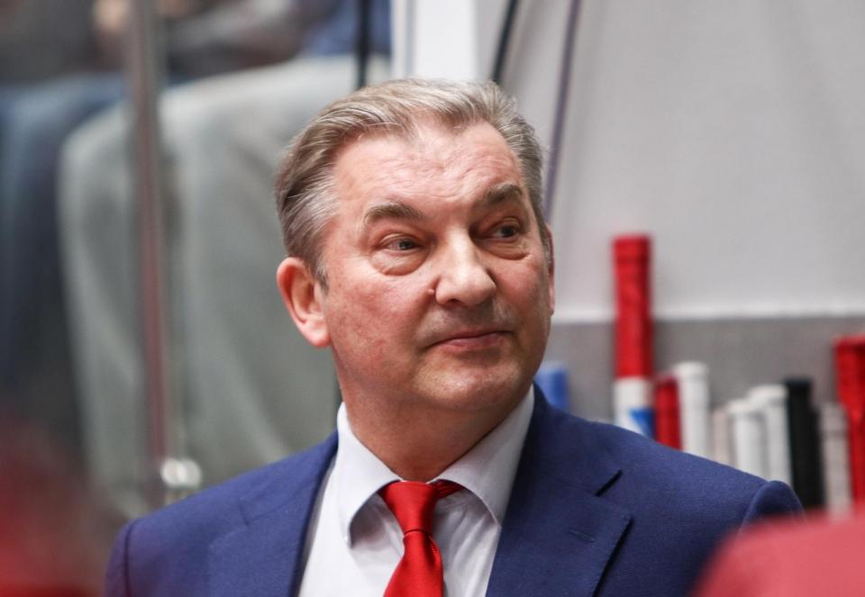 Владислав Третьяк: «Если мне не разрешат поехать в Пхенчхан как руководителю команды, поеду как болельщик»