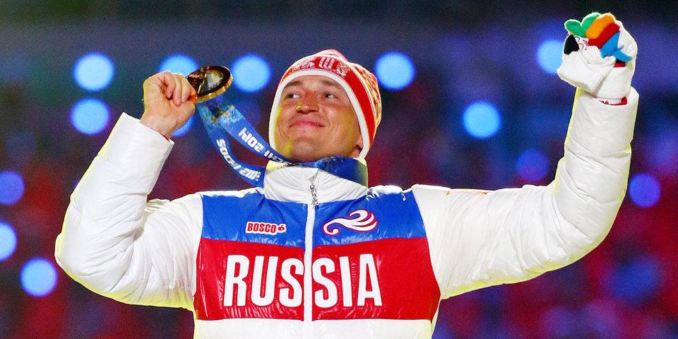 История олимпийского чемпиона Александра Легкова – 9 февраля в 13:15 на «Матч ТВ»
