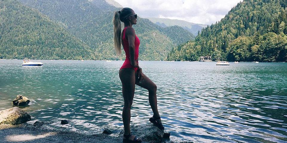 Голый спорт. Татьяна Передунова