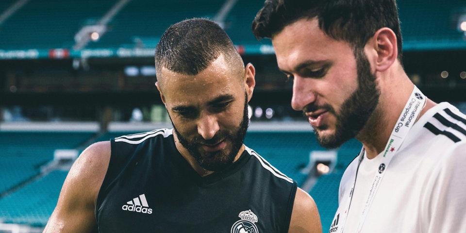 «Игроки «Реала» присылают нам видео из раздевалки». Футбольный инстаграм, на который подписан даже Роналду