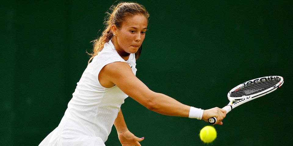 Касаткина вышла в четвертьфинал турнира в Чарльстоне