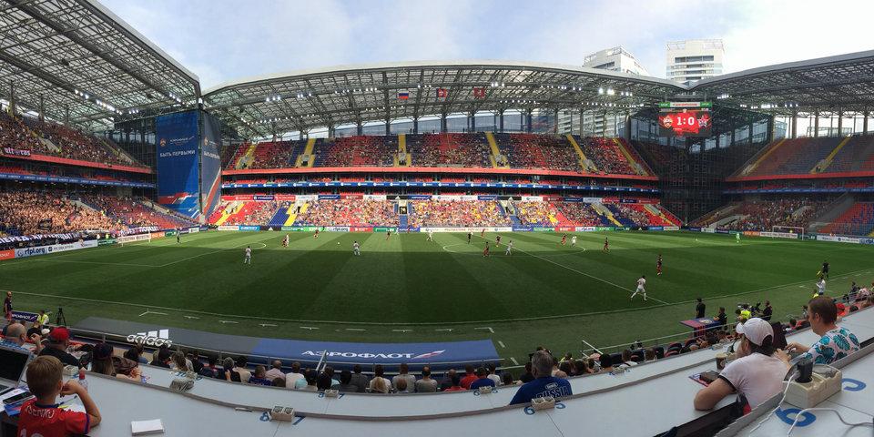 «Хотелось бы видеть больше болельщиков на наших трибунах». Главная проблема ЦСКА в игре со СКА