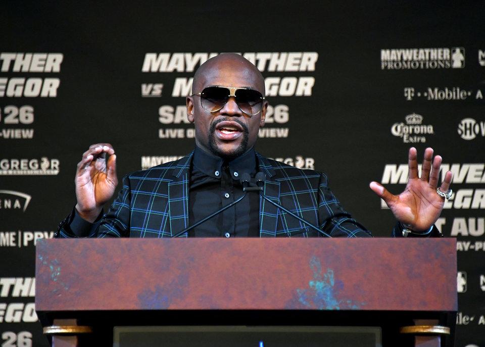 Флойд Мейвезер: «Я боксирую только с теми, кто приносит большие деньги»