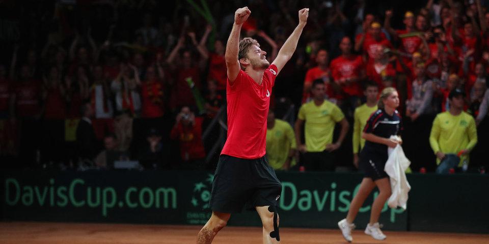 Гоффин впервые за 3 года выиграл турнир ATP