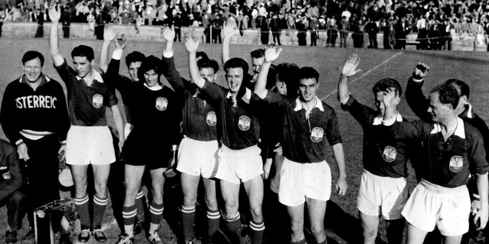 ЧМ-1954. Как сберегли тотальный футбол до голландцев
