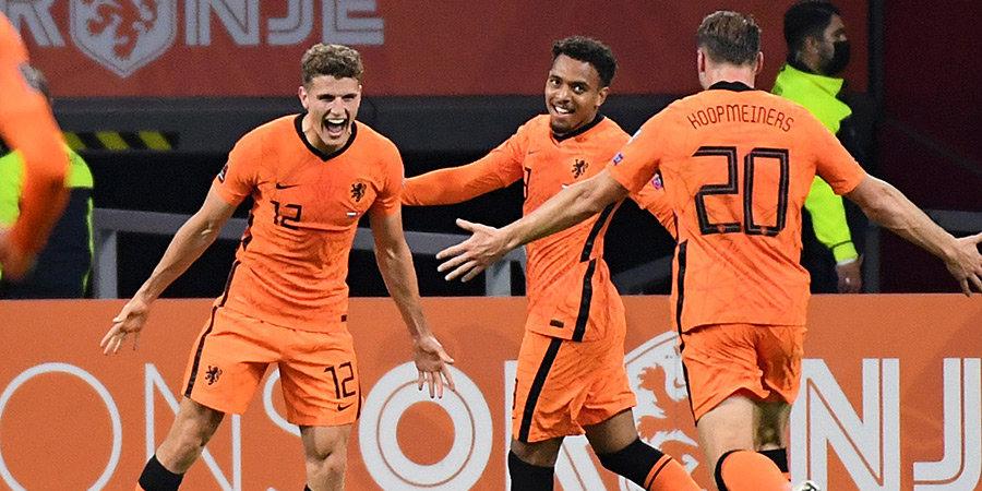 Гол Влашича вывел Хорватию в лидеры, Дания продолжила кошмарить соперников, Тиль забил за Нидерланды. Итоги дня в отборе ЧМ