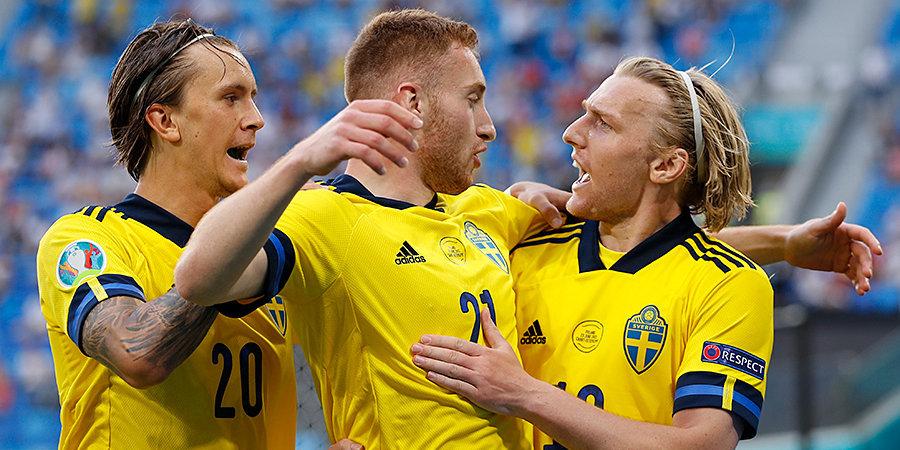 «Такой жары не ожидали». Что не попало в трансляцию матча Швеция — Польша
