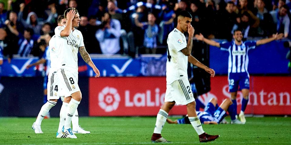 «Реал» не может забить почти 7 часов. Но проблема не в тренере