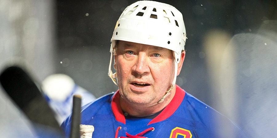 Он вывел финский хоккей на новый уровень. Яри Курри — 60!
