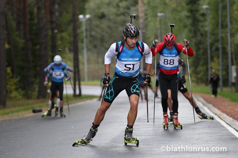Шипулин и Волков примут участие в чемпионате мира по летнему биатлону