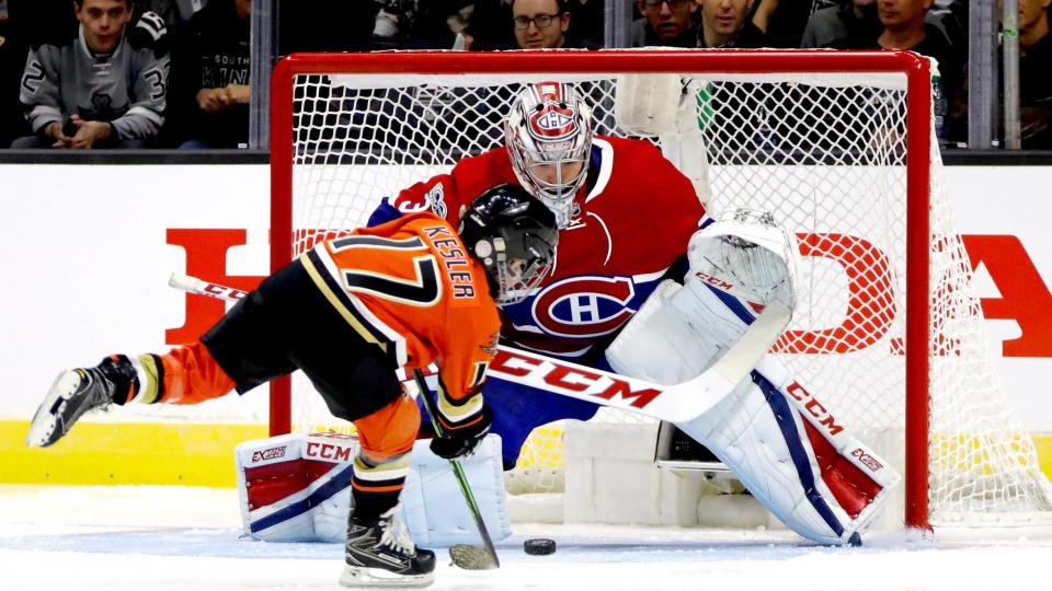 Овечкин — четвертый по силе броска, Кучеров — второй по скорости, 6-летний сын Кеслера реализовал буллит в Матче звезд НХЛ