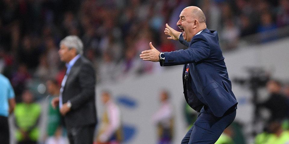 «Дзюба – экстраординарен, а Россия победила заслуженно». Черчесов и Луческу подвели итоги матча