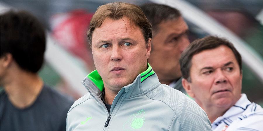 Игорь Колыванов: «Словакам терять нечего, поэтому они больше атаковали»