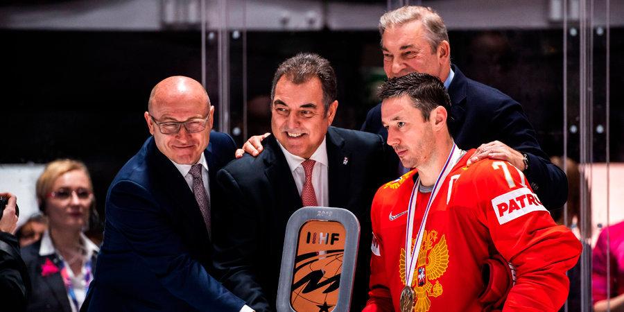 Илья Ковальчук: «Кто бы что ни говорил, не дождетесь, чтобы я ушел из сборной»