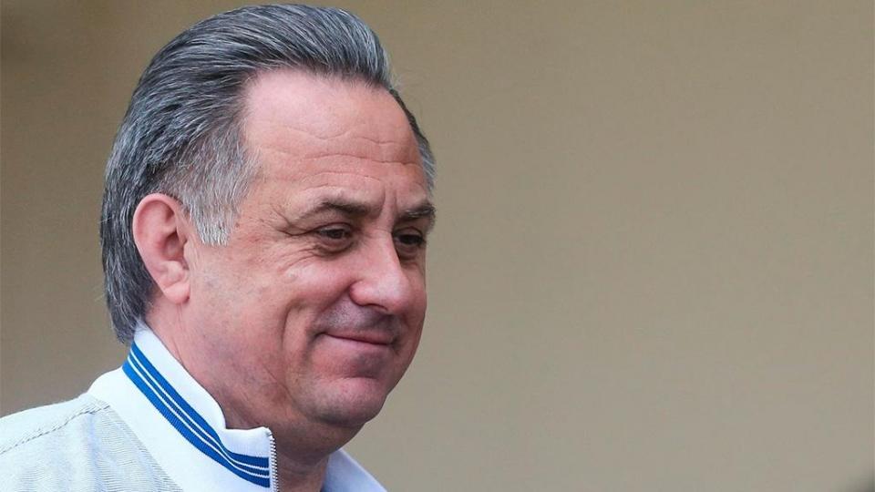Виталий Мутко: «У Украины не будет проблем на чемпионате мира в России»