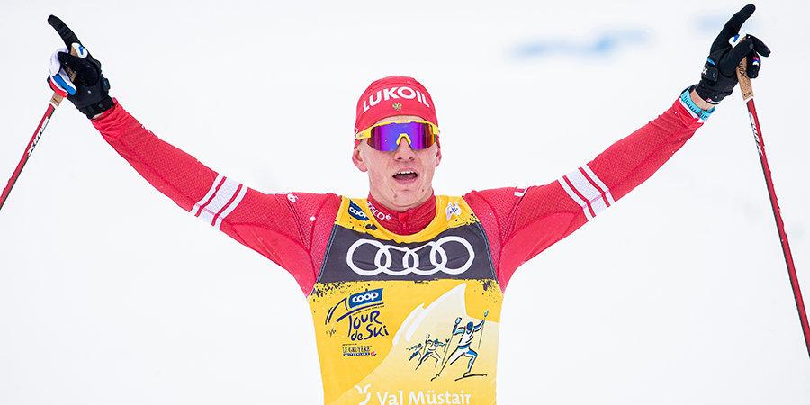 Сергей Крянин: «Большунов научился правильно рассчитывать свои силы, он полностью контролировал ход гонки в масс-старте»