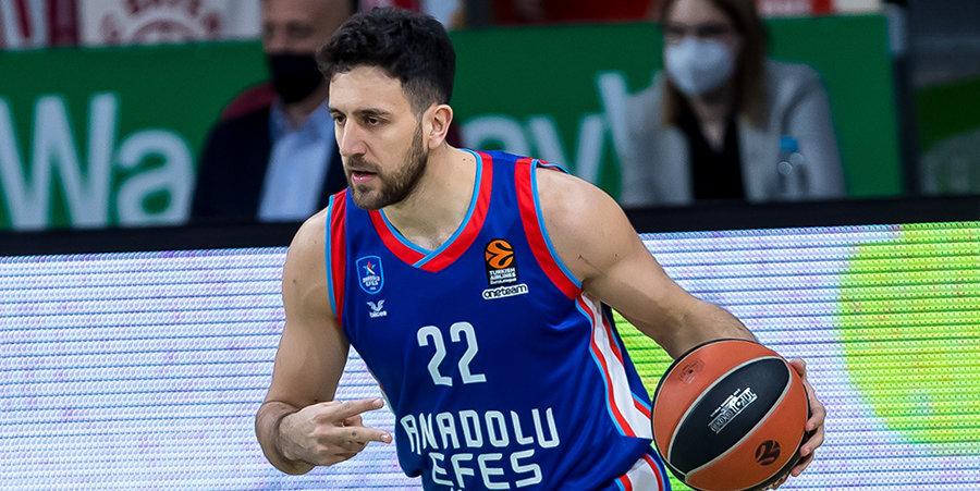 Мицич признан MVP Евролиги сезона-2020/21