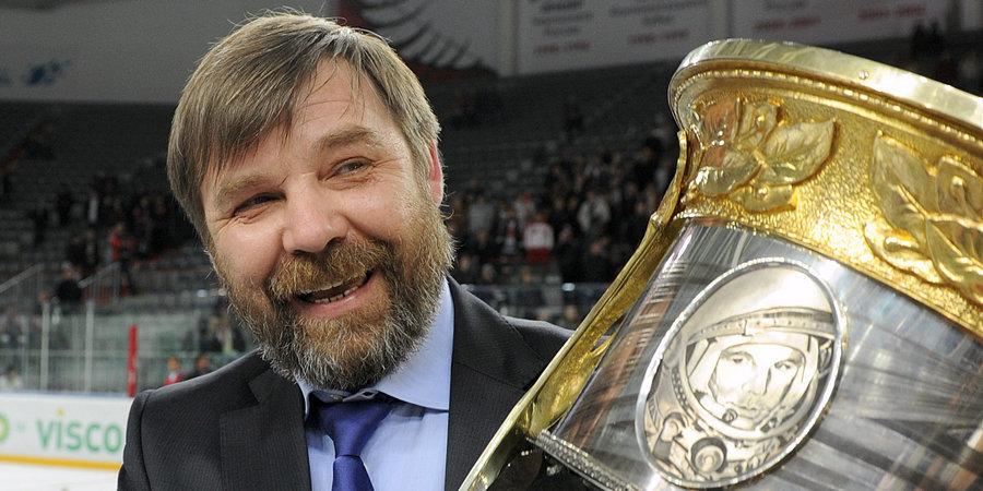 Знарок возвращается в «Динамо»? Один или снова с Витолиньшем?