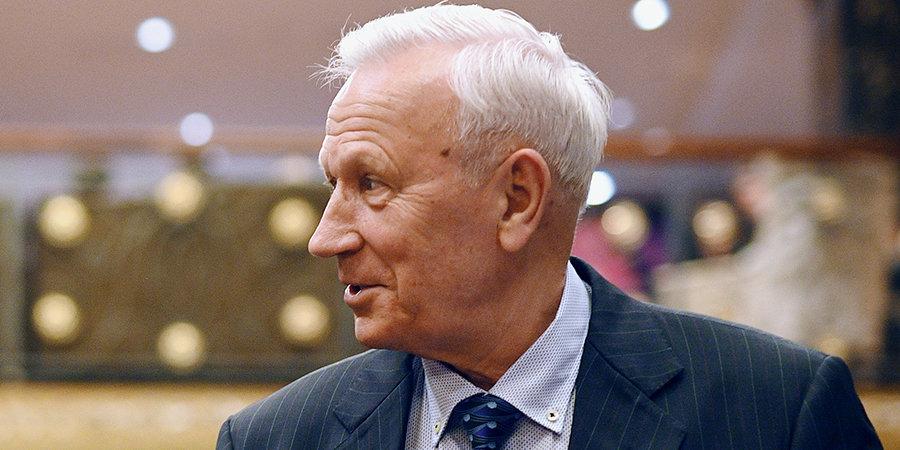 Вячеслав Колосков: «Согласен с Карпиным. В РФС должен быть одинаковый подход ко всем командам»