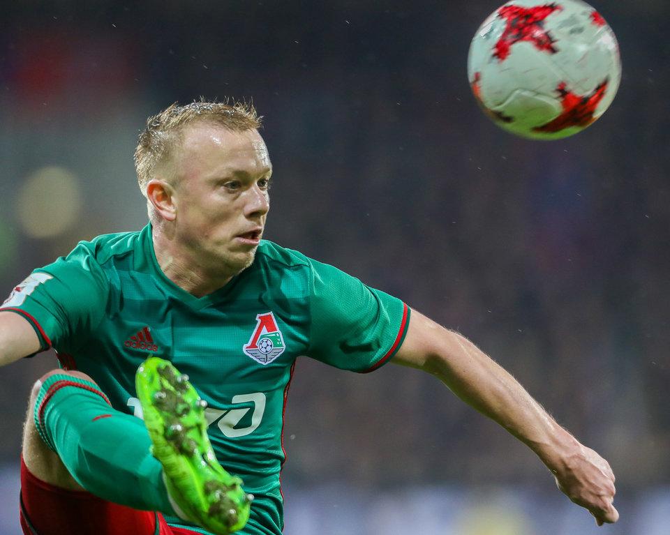 Янбаев стал игроком «Краснодара»