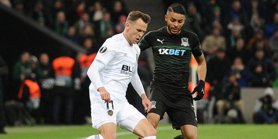 Денис Черышев: «У «Краснодара» все будет хорошо в чемпионате»