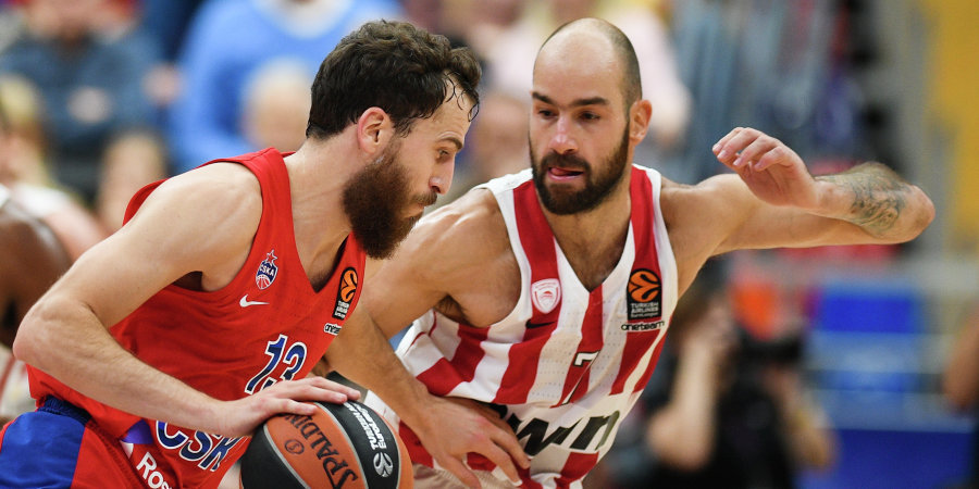 «Олимпиакос» отправлен во второй дивизион чемпионата Греции